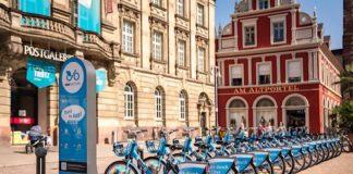 VRNnextbike in Speyer (Foto: VRN)