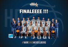 Die Mannschaft (Foto: MLP Academics Heidelberg)