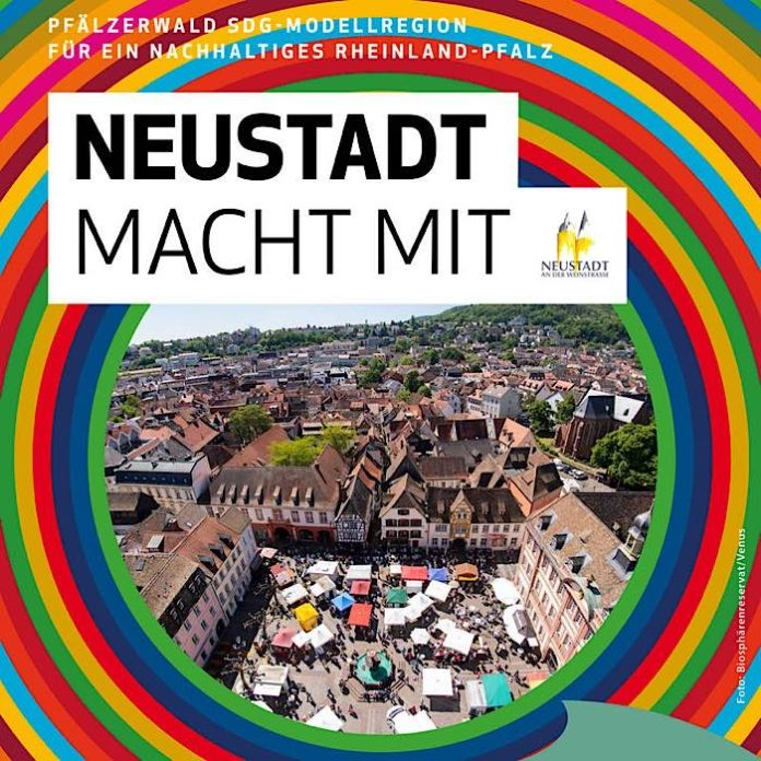Stadtverwaltung lädt ein zur zweiten Zukunftswerkstatt im Projekt SDG-Modellregion - Nachhaltiges Neustadt 2030 (Foto: Biosphärenreservat/Venus)