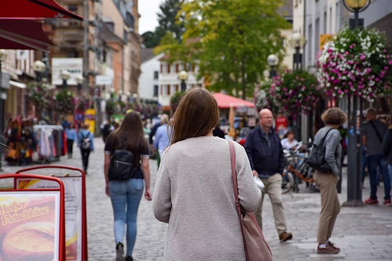 Wann kann der Einzelhandel in Landau wieder ohne Termin und Test öffnen? (Quelle: Stadt Landau)