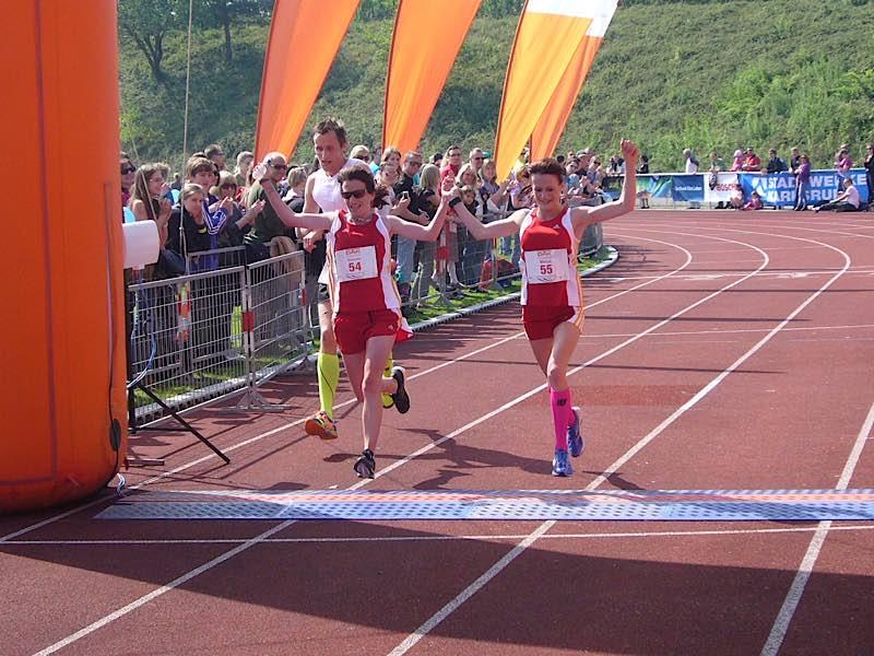 Symbolbild erfolgreicher Leistungssport (Foto: Hannes Blank)
