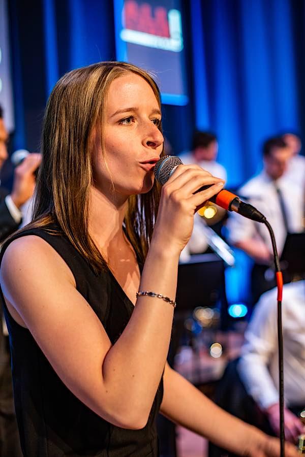 Rebecca Senck (Foto: Bernd Camin)