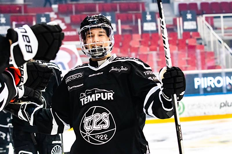 Ruslan Iskhakov (Foto: TPS Turku)