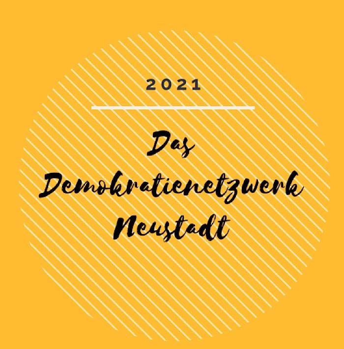 Logo Demokratienetzwerk (Quelle: Stadtverwaltung Neustadt)