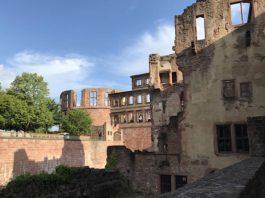 Schloss Heidelberg (Foto: Petra Schaffrodt/SSG-Pressebild)