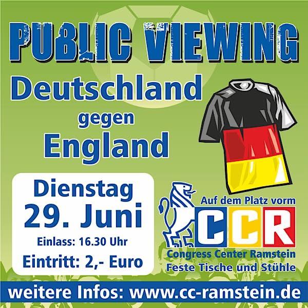 Public Viewing am 29.06.2021 (Foto: CCR)