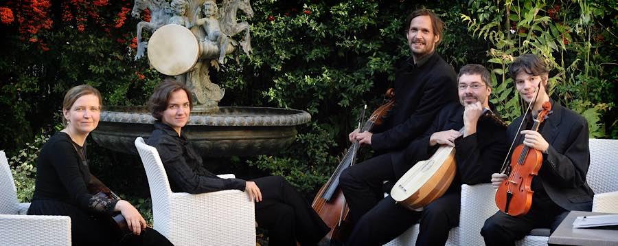"""Ensemble """"Simkhat hanefesh"""" (Foto: Antje Seeger)"""