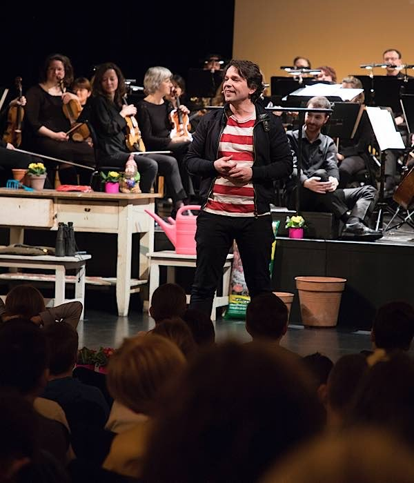 Juri Tetzlaff, Philharmonisches Orchester Heidelberg (Foto Sebastian Bühler)