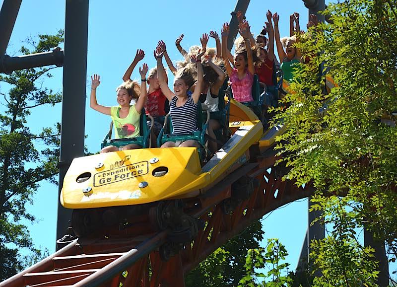 GeForce im Holiday Park (Foto: Plopsa)