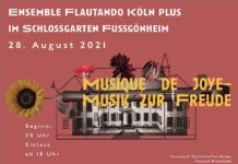 """""""Musique de joye – Musik zur Freude"""" (Quelle: Kreisverwaltung Rhein-Pfalz-Kreis)"""