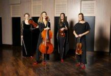 Chiarina-Quartett (Foto: Francesco Futterer/KontextKommunikation)