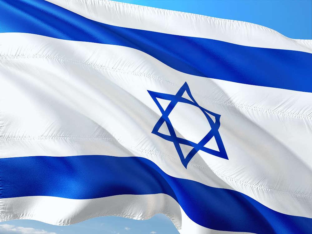Symbolbild Flagge Israel (Foto: Pixabay/jorono)