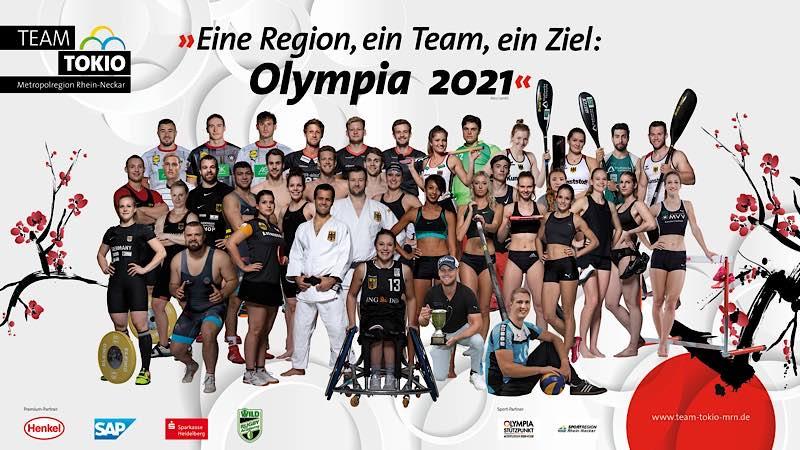 Team Tokio Rhein-Neckar (Foto: Alex Grüber / Repro C. Sonn)