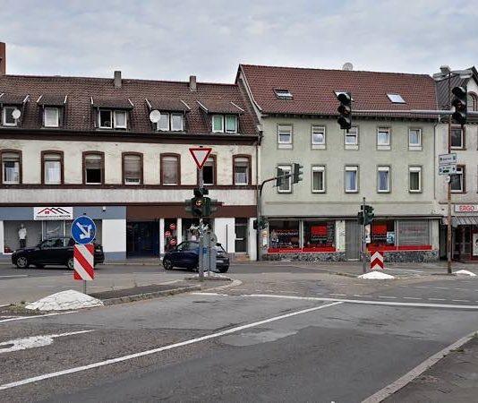 Landauer-/ Schillerstraße (Foto: Stadtverwaltung Neustadt)