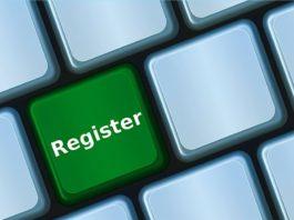 Symbolbild Register registrieren (Foto: Pixabay/bastiaan)