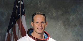 Portrait Jack Lousma, Skylab II Pilot. (Foto: NASA)