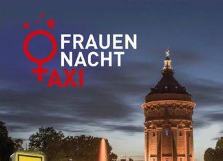 Frauennachttaxi (Foto: Stadt Mannheim)