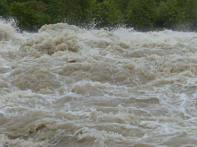 Symbolbild Hochwasser (Foto: Pixabay/Hans Braxmeier)
