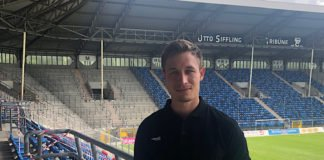 Kevin Stotz (Foto: SVW Mannheim)