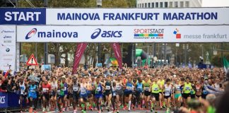 Die Veranstaltung fällt im Jahr 2021 aus (Foto: Mainova Frankfurt Marathon)
