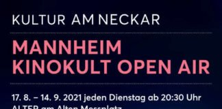 Kinokult Open Air (Foto: Stadt Mannheim/Lys Y. Seng)