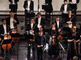 Philharmonisches Konzert, Philharmonisches Orchester Heidelberg mit Generalmusikdirektor Elias Grandy (Foto: Susanne Reichardt)