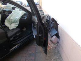Verkehrsunfall in Wachenheim (Foto: Polizei RLP)