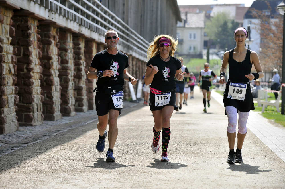 DasTeilnehmerlimit beim Halbmarathon wurde erhöht (Foto: Rhein-Neckar-Picture/Michael Ruffer)