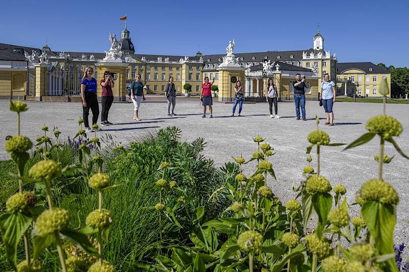 Stadtrundfahrt Karlsruhe (Foto: KTG Karlsruhe Tourismus GmbH)