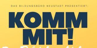 Komm mit! 2021 (Quelle: Stadtverwaltung Neustadt)