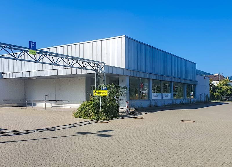 Testcenter Speyerdorfer Straße in Neustadt an der Weinstraße (Foto: Holger Knecht)