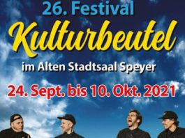 Titelbild Kulturbeutel-Plakat (Foto: Stadt Speyer/Hagolani)