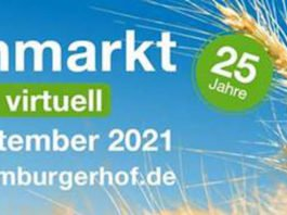 Virtueller Bauernmarkt 2021 (Foto: BASF SE)
