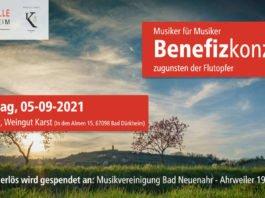 Benefizkonzert (Quelle: Stadtkapelle Bad Dürkheim e.V.)