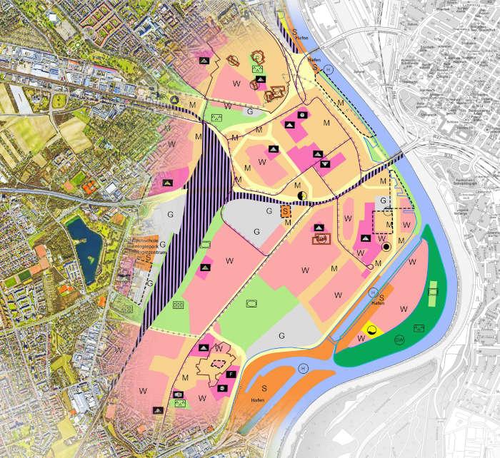 Fortschreibung Flächennutzungsplan (Foto: Stadt Ludwigshafen)