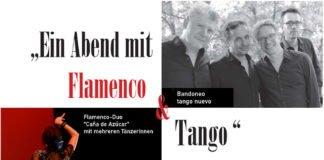 Ein Abend mit Flamenco & Tango
