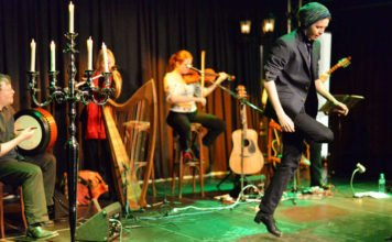 IRISH CHRISTMAS (Foto: Gregor Eisenhuth)