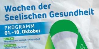 Wochen der Seelischen Gesundheit (Quelle: Stadtverwaltung Neustadt)