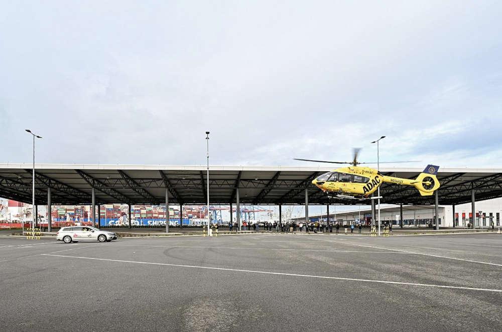DLR - Air2X verbindet Mobilität am Boden und in der Luft (Foto: DLR (CC BY-NC-ND 3.0)