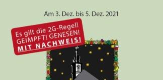 Hambacher Christkindlmarkt 2021 (Quelle: Ortsverwaltung Hambach)