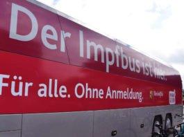 Impfbus (Foto: Stadt Landau)